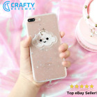 Smiling Cloud Glitter Phone Case || FAST Dispatch!