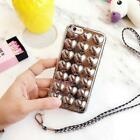3D Luxury Metallic Love Heart iPhone Case || FAST Dispatch!