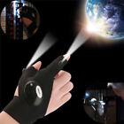 Multifunction Gloves With LED Light Rescue Tools Waterproof Outdoor Activities