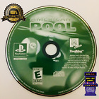 American Pool - PS1 Sony PlayStation 1 PS One game Disc Only Billiards E