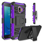For Samsung Galaxy J2 Shine 2019 Case Shockproof Holster Kickstand Cover