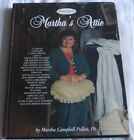 Vintage Martha's Attic Sewing Room Book Series 400 by Martha Ccampbell Pullen