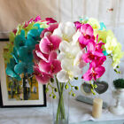 8 Head Iris Faux Flowers Fake Flowers Wedding Party Drawing Room Decoration dse
