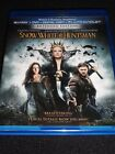 SMOW WHITE AND THE HUNTSMAN BLUE / DVD (LIKE NEW) SEE DESCRIPTION