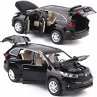 NEW Toyota Highlander SUV 1:32 Diecast Model Car Toy Collection Sound&Light Gift