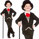 Boys Victorian Costume Admiral Young Gentleman Dickens Book Week Fancy Dress New