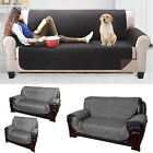 Home Sofa Couch Quilted Cover Pet Protector Sofa Seat Chair Furniture Protector