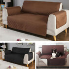 Quilted Sofa Protector Throw Furniture Protector Cover Pet Dog Seat Protector
