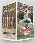1998 Reading Phillies Basseball Pocket Schedule - Yuengling Brewery