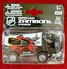 1996 LIMITED EDITION ZAMBONI WHITE ROSE COLLECTIBLES DIE CAST MATCHBOX FLEER