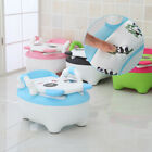Portable Baby Potty Cute Cartoon Toilet Children Child Chair Training Kids Seat image