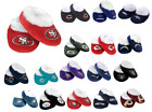 NFL Low Top Baby Booties Slippers by Forever Collectibles $6.49 USD on eBay