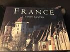 France by Baxter, Colin Hardback Book The Fast Free Shipping