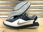 Nike Lunar Control Vapor 2 Golf Shoes Navy Blue Grey SZ ( 899633-400 )