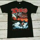 NEW - DIO - HOLLY DIVER - BAND T-SHIRT  image