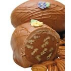 Philadelphia Candies, Gourmet Fudge Pecan Nut Easter Egg, Milk Chocolate Candy