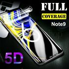 5D Full Coverage Soft Film Screen Protector for Samsung Galaxy S10 S9Plus Lite &