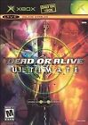 Dead Or Alive 2 Ultimate [XBOX]