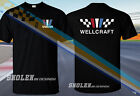 LIMITED WELLCRAFT AMERICAN BOATS EMBLEM | NEW | CENTER CONSOLE SCRAB T-SHIRT