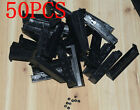 50PCS New HDD Hard Drive Caddy Cover with Screws For Dell Latitude E6510 Laptop+