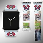 Atlanta Braves Apple Watch Band 38 40 42 44 mm Series 1 2 3 4 Wrist Strap 2 on Ebay