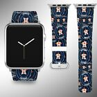 Houston Astros Apple Watch Band 38 40 42 44 mm Series 1 2 3 4 Wrist Strap 1 on Ebay