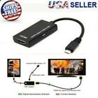 1/2 MHL Micro USB Male to HDMI Female Adapter Cable for Android Table&Smartphone