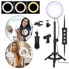 "6"" Selfie Ring Light with Tripod Stand for Live Stream,Makeup,ZOMEi Led Desktop"