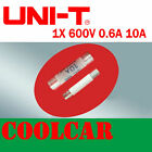 UNI-T 600V 0.6A 10A Fast blow FUSE for UT139C UT139S Multimeter AU