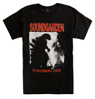Soundgarden SCREAMING LIFE CHRIS CORNELL T-Shirt NWT Licensed & Official image