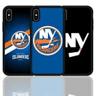 For iPhone 6 7 8 X XR XS Plus New York Islanders Ice Hockey Silicone Case Cover $7.89 USD on eBay