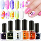 Nail Polish Marble Pattern Ink Nail Smudge Lquid Gradient Bloom Nail Art 6ML