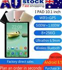 """Hd 10.1"""" Tablet 10 Core 8g+256g Android 3g Wifi Bluetooth Call Pc Laptop Camera"""