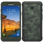 New Unlocked SAMSUNG Galaxy S7 Active G891 Grey Gold Green Android Rugged Phone