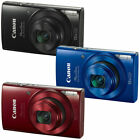 Canon PowerShot ELPH 190 IS Camera 10x Optical Zoom and Built-In Wi-Fi
