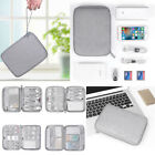 Electronic Accessories Cable Organizer Bag Travel USB Charger Plug Storage Case