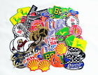 2 Racing Sport Biker Embroidered Sew Iron On Patch Moto GP Motorcycle Car Logo $4.63 CAD on eBay