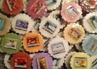 Yankee Candle WAX MELTS / TARTS Rare and VHTF and other brands