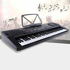 61 Key Electronic Keyboard Electric Music Digital Piano Organ for Kid Children photo