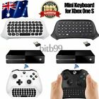 2.4G Wireless Message Chatpad Keyboard KeyPad For Xbox One S Controller EK