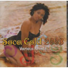 SOCA GOLD 2003 Various Artists DOUBLE CD Europe Vp 37 Track Double CD (Vpcd1690)