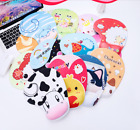 Hot Cute Cartoon Cow Soft Comfort Mouse Mice Pad Mat With Rest Wrist Support