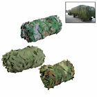 Green Camo/Woodland Camouflage Net Cover Sun Protection Camo Camping Camo Net