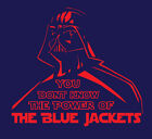 Darth Vader Columbus Blue Jackets shirt Star Wars NHL Hockey Panarin Bobrovsky $20.0 USD on eBay