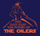 Darth Vader Edmonton Oilers shirt Star Wars NHL Hockey McDavid Lucic Draisaitl $22.0 USD on eBay