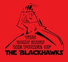 Darth Vader Chicago Blackhawks shirt Star Wars NHL Hockey Kane Crawford Toews $20.0 USD on eBay