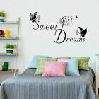 Quote Letters Removable Wall Sticker Art Vinyl Decal Mural Home Bedroom Decor