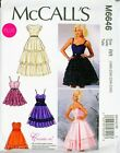 Misses Women Special Occasion Dress McCall's Pattern M6646 Size 8 to 24W Uncut