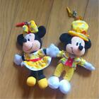 Tokyo Disneyland 30Th Anniversary Limited Stuffed Toy Strap With Earphone Jack