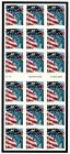 US  3975a  Lady Liberty and Flag  39c - ATM Booklet 0f 18 - MNH - 2005